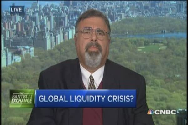 Santelli Exchange: Normalizing rates