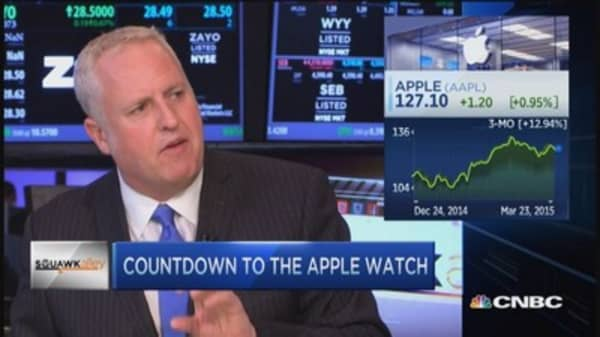 Analyst: Here's the risk with Apple