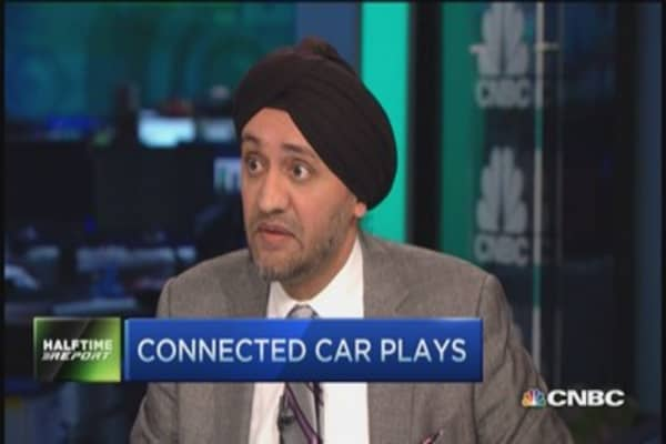 How to invest in the connected car