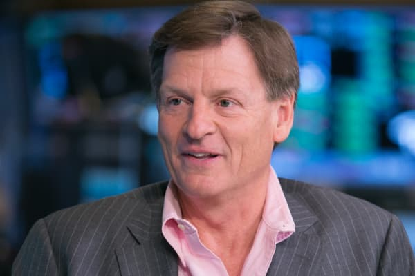 Michael Lewis, author of Flash Boys.