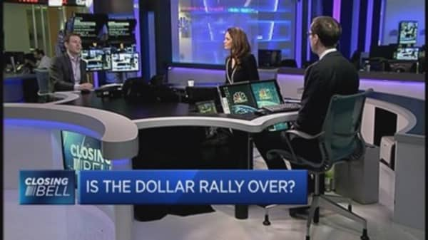 How strong dollar affects stocks