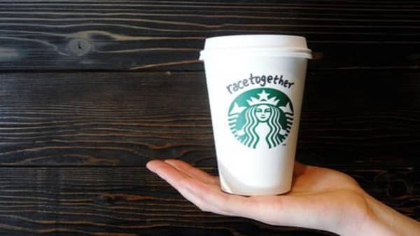 Starbucks campaign goes cold