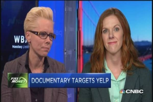 Yelp: 'Billion Dollar Bully?'