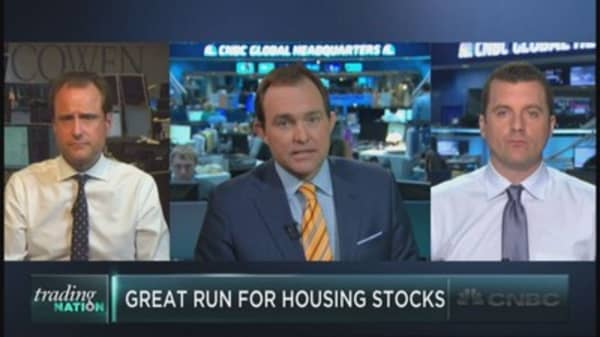 Get in on housing now: Traders