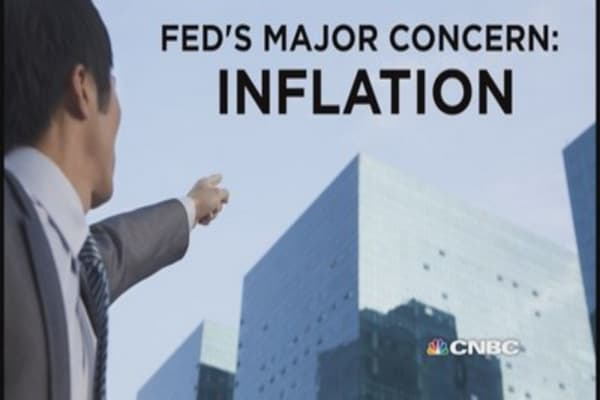 The Fed's priority list