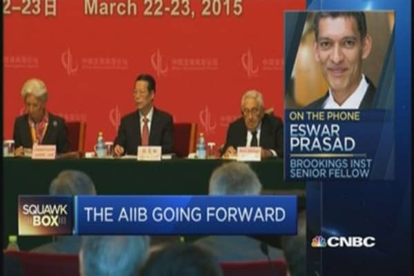 Why the US is concerned about China-led AIIB