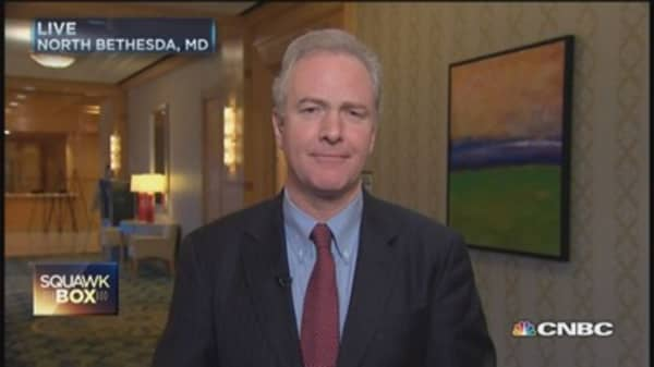 Dems unveil $3.7 trillion budget: Rep. Van Hollen
