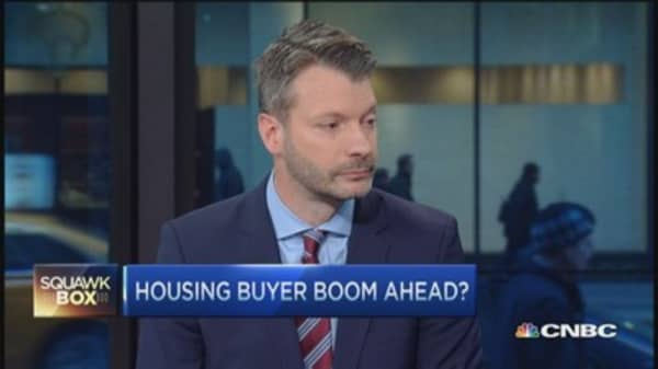 Zillow CEO 'cautiously optimistic' on housing