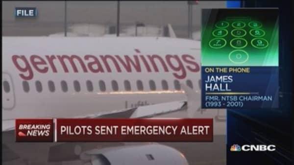 Fmr. NTSB chairman speaks on Germanwings