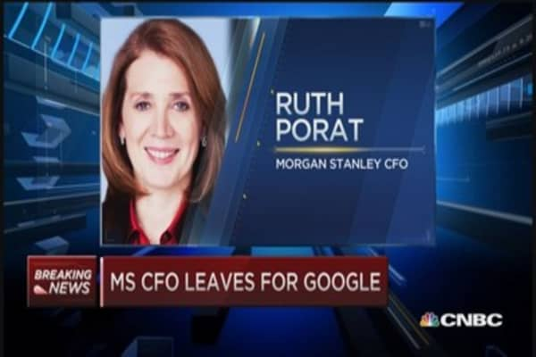 Ruth Porat to become Google CFO