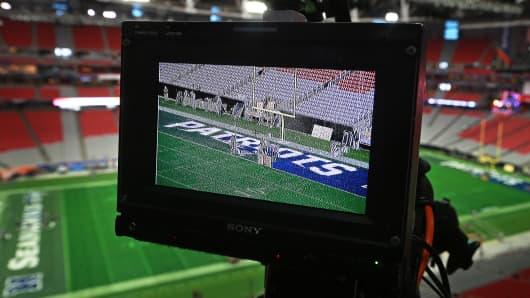 NFL television