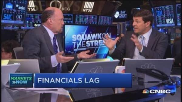 Cramer talks Netflix and the TV bundle