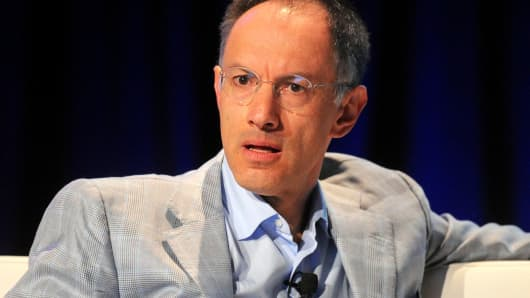 Michael Moritz, Sequoia Capital