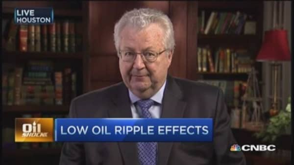Fmr. Shell president bullish on oil prices