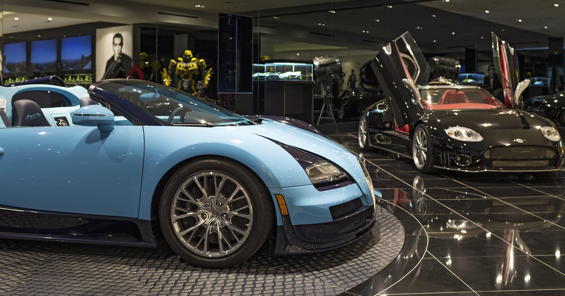 Luxury Car Dealerships Los Angeles