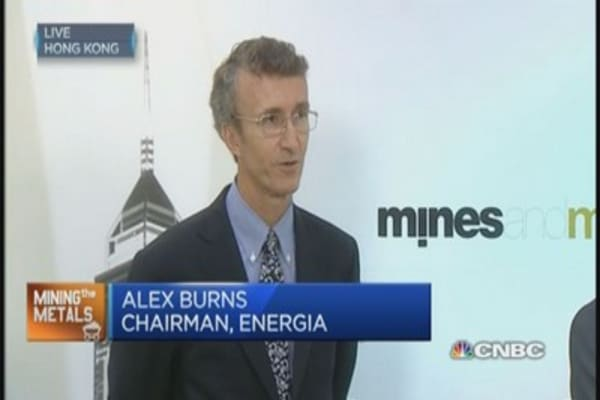 Energia Minerals: Iron ore prices to stay subdued