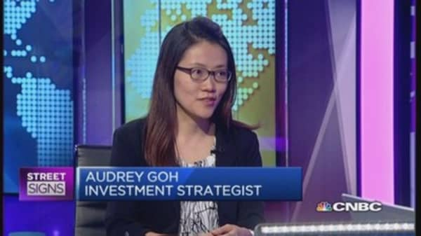 Dovish Yellen buoys Asian stocks: StanChart