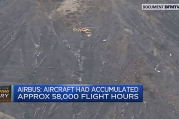 Age of GermanWings aircraft 'no cause for concern': Expert