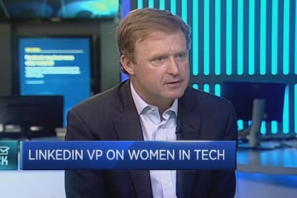 LinkedIn VP: Gender equality can help firms