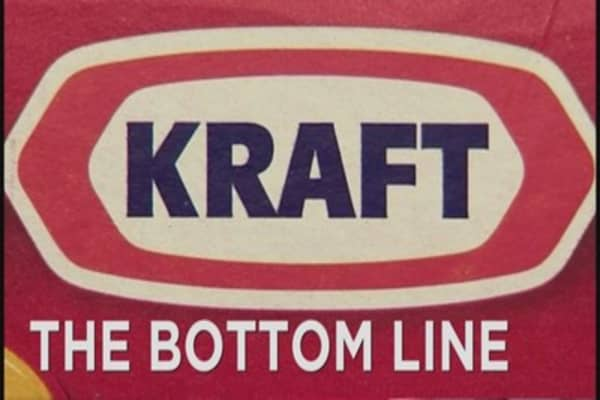 Kraft Foods and Heinz team up