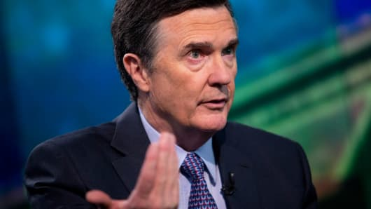 Dennis Lockhart, president of the Federal Reserve Bank of Atlanta