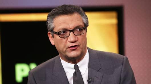 """Emanuel """"Manny"""" Chirico, CEO PVH"""