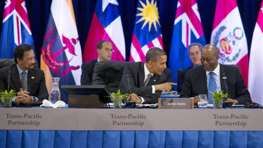 Three Reasons To Support The Tpp Agreement Commentary