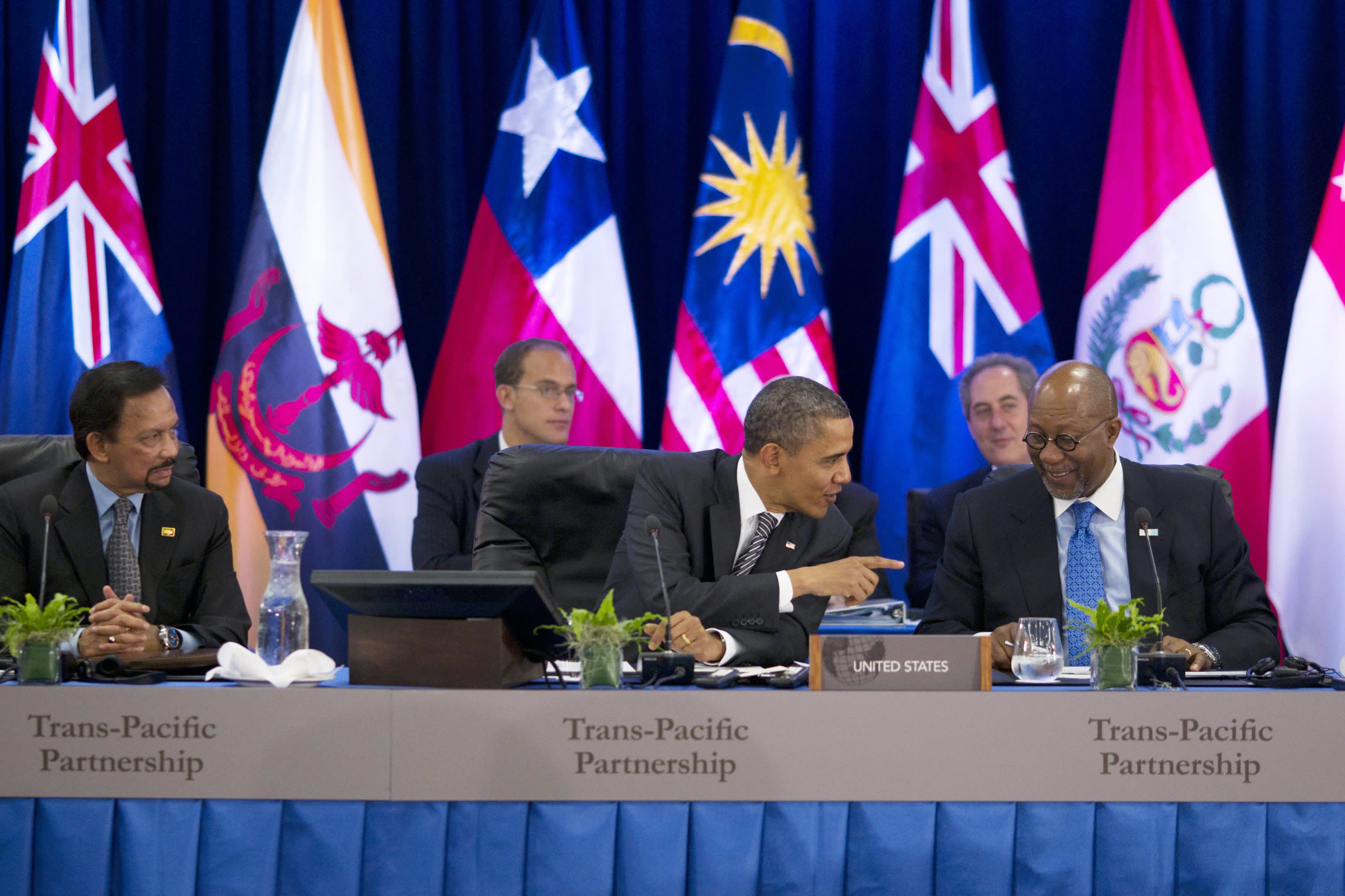 Trans Pacific Partnership Gop Candidates Split On Deal