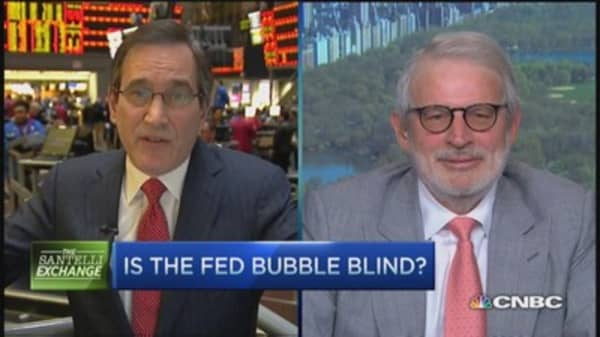 Santelli Exchange: Is the Fed bubble blind?