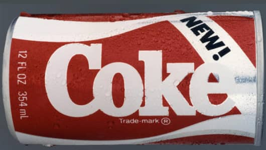 Can of New Coke