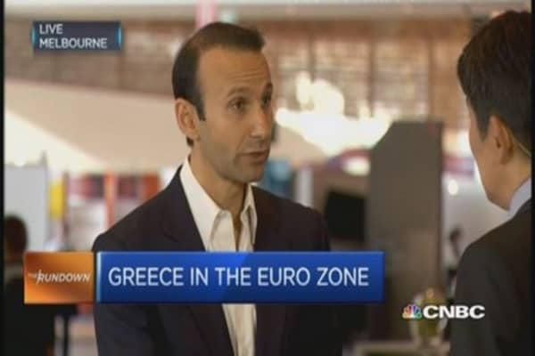 Why export-oriented Greek firms are attractive
