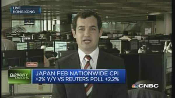 Expect more BOJ easing: HSBC