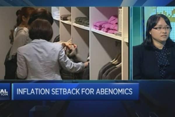 BOJ may tolerate weak data: DBS