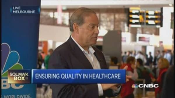 How private firms are changing healthcare