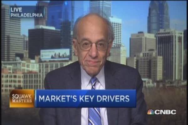Dow's bumpy ride to 20,000: Jeremy Siegel