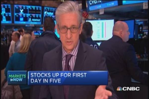Pisani's market open: Earnings warning season