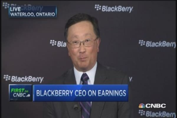 Chen: Financially under control, stabilizing revenue