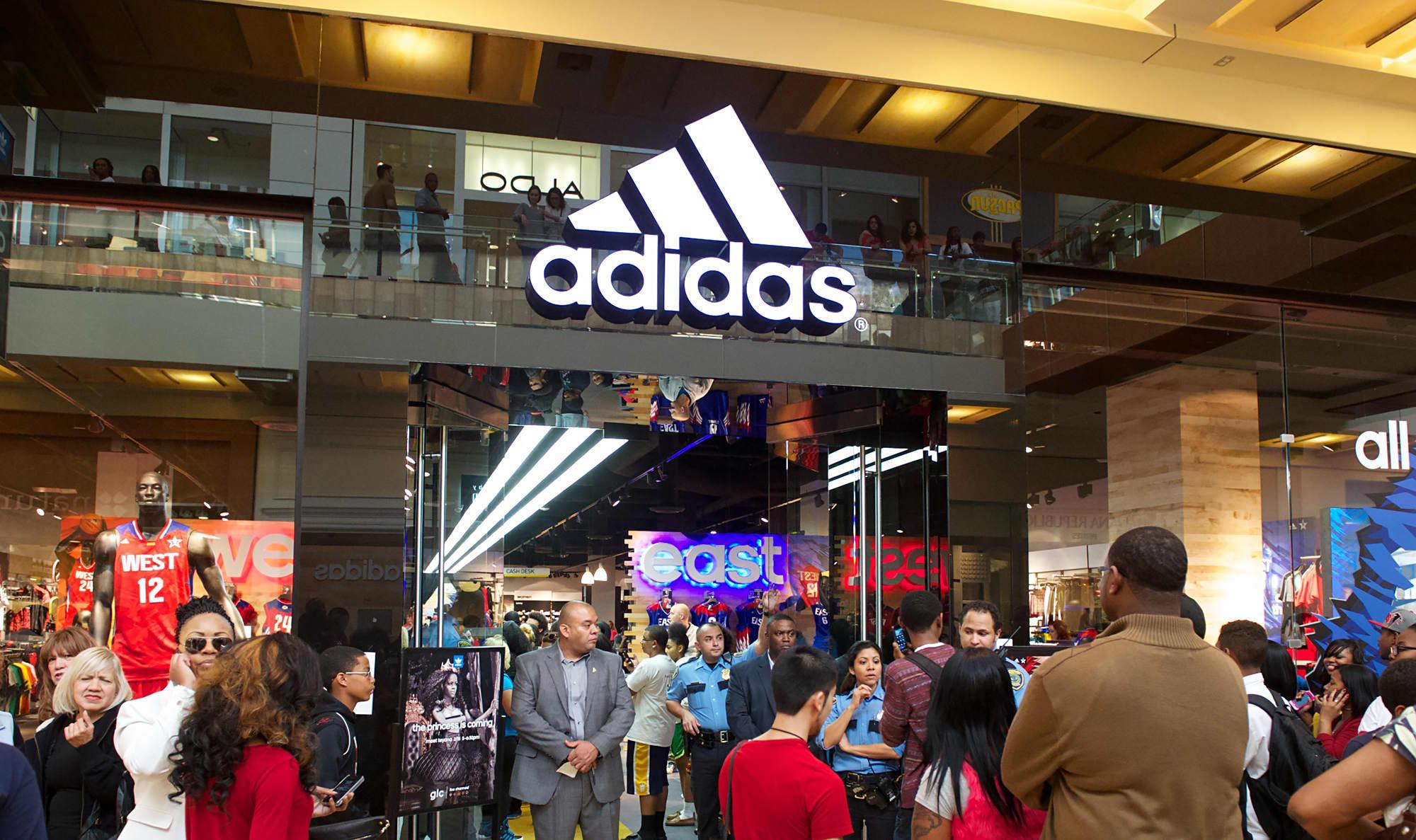 Adidas Executive Mark King Explains How Shoe Maker Will Turn Itself