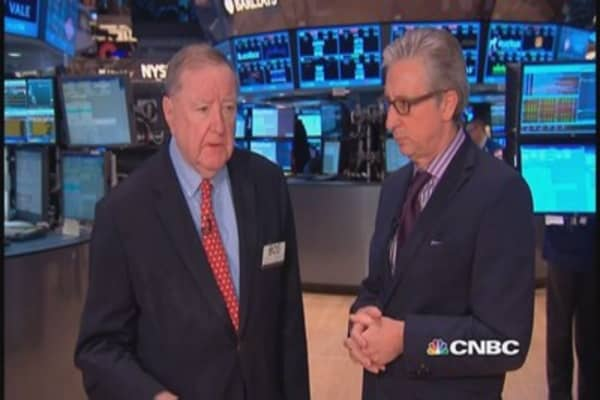 Cashin says: Traders tiptoeing around Yemen
