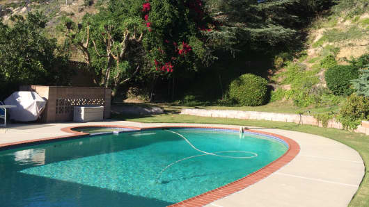 California drought swimming pool industry struggles with - Swimming swimming in my swimming pool lyrics ...