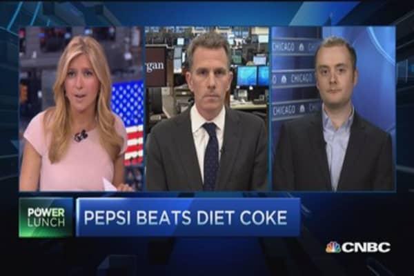 Diet sodas losing their fizz