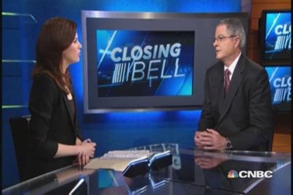 Chevron CEO talks oil prices