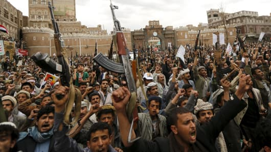 U.S. imposes sanctions on Yemen to tackle ISIS and Al-Qaeda