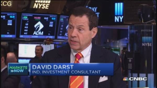 This could cause market selloff: Darst