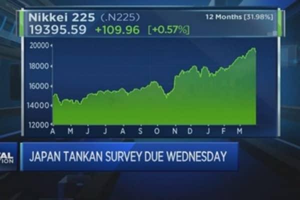 Analysts debate on Japan's economic health
