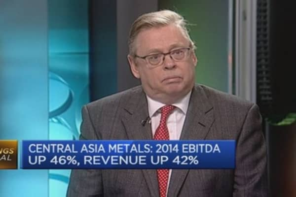 Copper will see a supply shortage: CEO