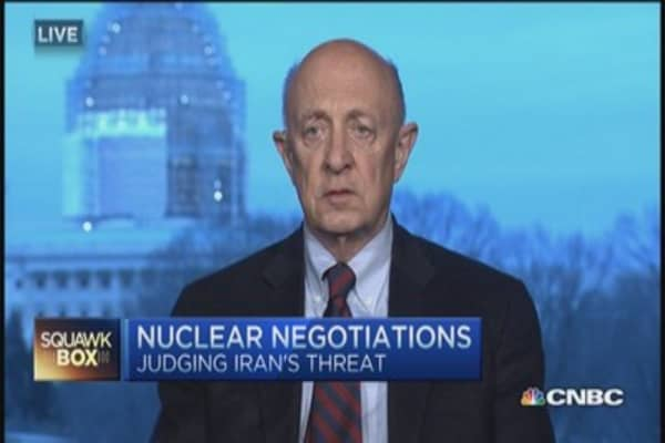 US accommodating Iran: Woolsey