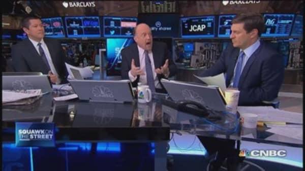 Cramer: This quarter was a dud