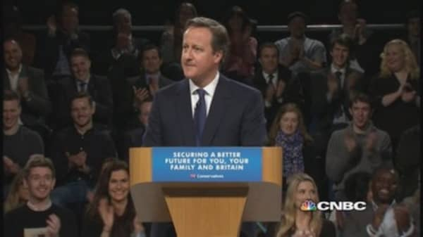 UK elections: Time to get personal
