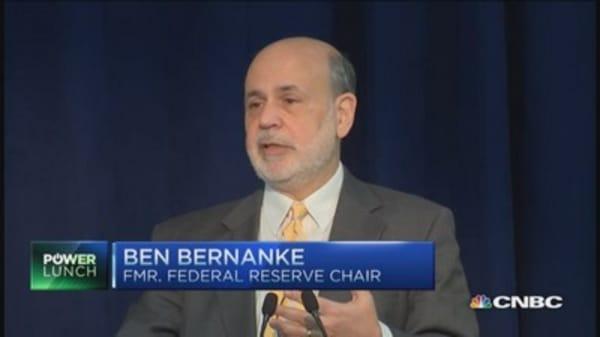 Bernanke breaks silence and blogs